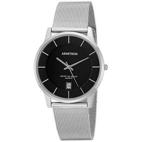 Reloj Para Caballero Armitron 205123nvsv De Diseñador