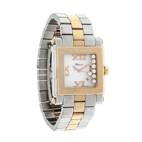 620caf436bcf Reloj Chopard Para Dama Modelo Happy Sport Square.-113790038 por Nacional  Monte de Piedad