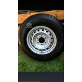 Llanta Y Neumático Chevrolet Dimax