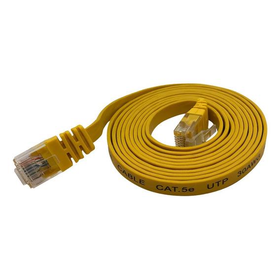 Cable De Red Patch Ethernet 1.5 Metros Rj45 Cuotas Y Envio