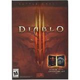 Juego Diablo 3 Original Cd En Físico Para Pc