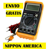 Tester-multimetro Digital Nippon America St-5505