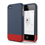 Elago S4 Glide Case For At&t Sprint And Verizon Iphone 4/4s
