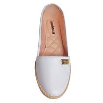 Sapatilha Sapato Alpargatas Feminino Branco Enfermagem