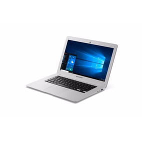 Notebook Multilaser 14p Quadcore 2gb Ssd32gb W10 Branco