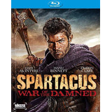 Blu Ray Spartacus: War Of The Damned Ingles E Portugues