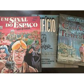 Três Graphic Novel Will Eisner