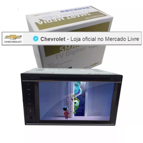 Central Multimídia Original Gm - Onix Prisma / Gm 52114145