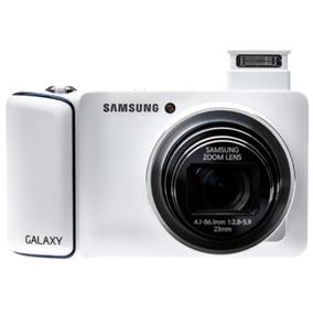 Camera Digital Samsung Ek Gc100 Semiprofissinal Branco