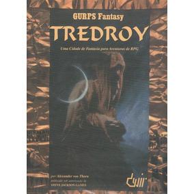 Gurps Tredroy Livro Rpg Devir Novo Frete R$ 14,00