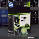 Hp 920xl Original Para 6000 6500a 7000 7500a - Printersup