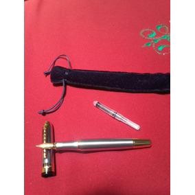 Caneta Tinteiro Jinhao 250 Gold And Silver