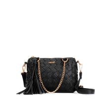 Amphora Candy Negra Mini Bag Cartera Para Mujer