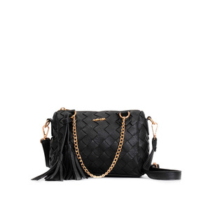 Amphora Candy Negra Mini Bag Cartera Para Mujer