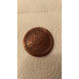 Moneda De 10 Decimos De Real Año 1830