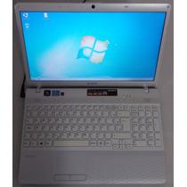 Sony Vaio Pcg-71911x I3 15 4gb Ram 500gb Hd Bluetooth Branc