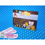 Invitaciones Tipo Postal - Baby Shower Niña/o Y Gemelos 14x9