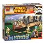 Star Wars Lego Alterno Droid Jar Jar Trooper Carrier Halcon