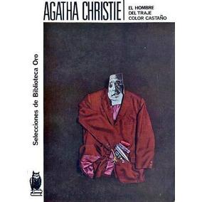 Agatha Christie   El Hombre Del Traje Color Castaño