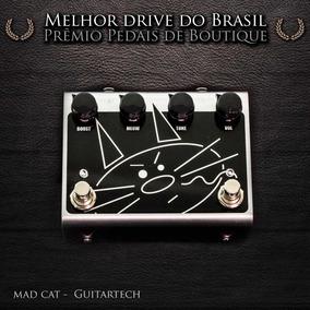 Mad Cat Booster (guitartech) (pronta Entrega)