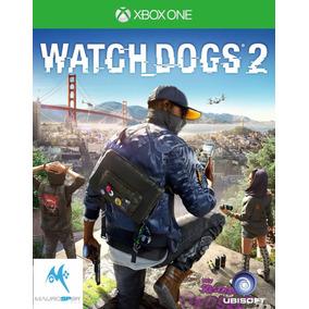 Watch Dogs 2 - Xbox One - Disco Fisico