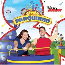 Dvd Parquinho Disney Junior - Infantil - Lançamento 1 Dvd
