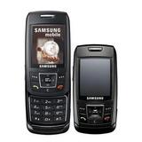 Samsung E256 Slide Câm Bluetooth Mp3 Fm Grava Vídeo Raridade