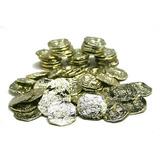 Juguete De Estados Unidos - Monedas Antiguas De Pirata, 1