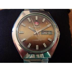 Fino Reloj Rado Conway 20. Swiss Made. 100% Original. 392b7d612d4b