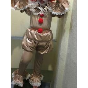 Disfraz Original Niño Payaso Eso It Pennywise 2017 Envio Gra