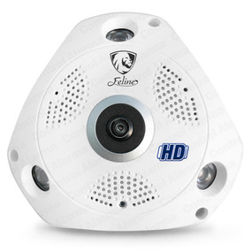 Camara Ip Wifi Hd 360 Vigilancia Seguridad Inalambrica X App