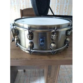 Caixa Black Panther Bass Cat Zeradaaaa 14x5.5 Com Case