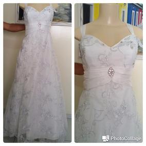 Vestidos De Noiva Em Renda Francesa. Pronta Entrega. Novos