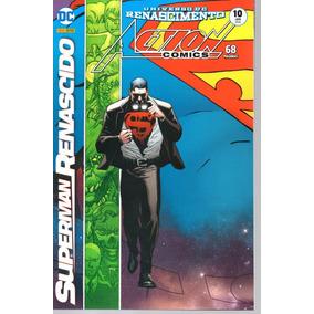 Action Comics 10 Renascimento - Panini - Bonellihq Cx227 F18