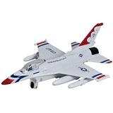 Inair F-16 Fighting Falcon Thunderbird Pullback