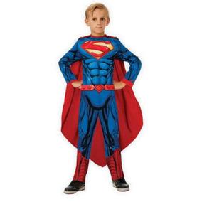 Disfraz De Superman Niño 3-4