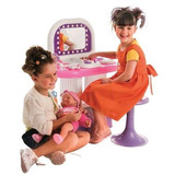 Salão De Beleza Da Debbie Com Acessórios Bell Toy