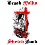 Sketchbook Con Diseños Estilo Trashpolka Para El Tatuador