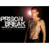 Prision Break Las Cuatro Temporadas Completas