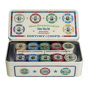 Los Greenbacks - American Moneda Temáticas Fichas De Poker !