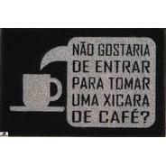 Tapete Personalizado Chaves Xícara De Café - Em 80 X 50