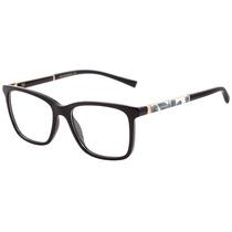 Ana Hickmann Ah 6268 - Óculos De Grau A01 Preto E Dourado
