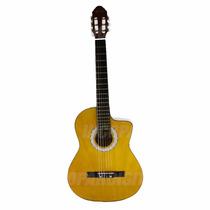 Guitarra Electroacustica Criolla 1/2 Caja Con Equalizador