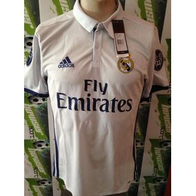 Jersey adidas Real Madrid 100%original Champions Leage 2017