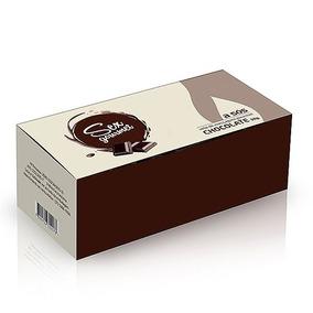 Vela Hidratante Beijável Gourmet Chocolate A Sos