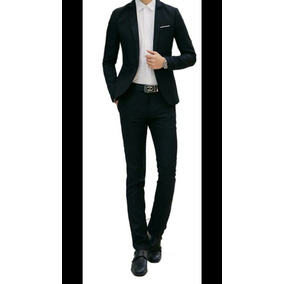 Terno Masculino Slim Fit Moda 2018 (blazer Calça Colete)