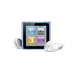 Ipod Nano Touch 8 Gb 6 Geração Azul (blue)
