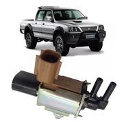 Válvula Solenoide Marrom Turbina L200 2.5 Sport Hpe Outdoor