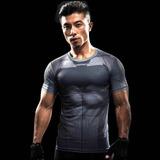 *promoción* Camisetas Deportivas Para Hombre Gym-entrenar