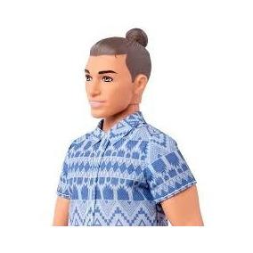 Barbie Fashionistas - Ken Fashionistas 13 Coque Samurai Novo